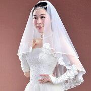 ウエディング ショート シンプル シンプルウェディングベール オリジナル フェイスアップベール ホワイト オフホワイト ウェディング ブライダル ヴェール ウエディングドレス