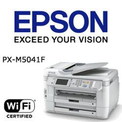 エプソンEPSONA3ノビカラー複合機PX-M5041F