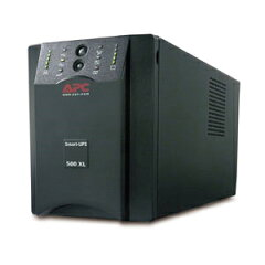 【送料無料】APC 無停電電源装置(UPS)Smart-UPS XL 500 SUA500XLJ【smtb-u】【a_2sp1215】