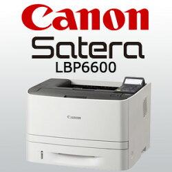 CANONA4モノクロレーザープリンタSateraLBP6600