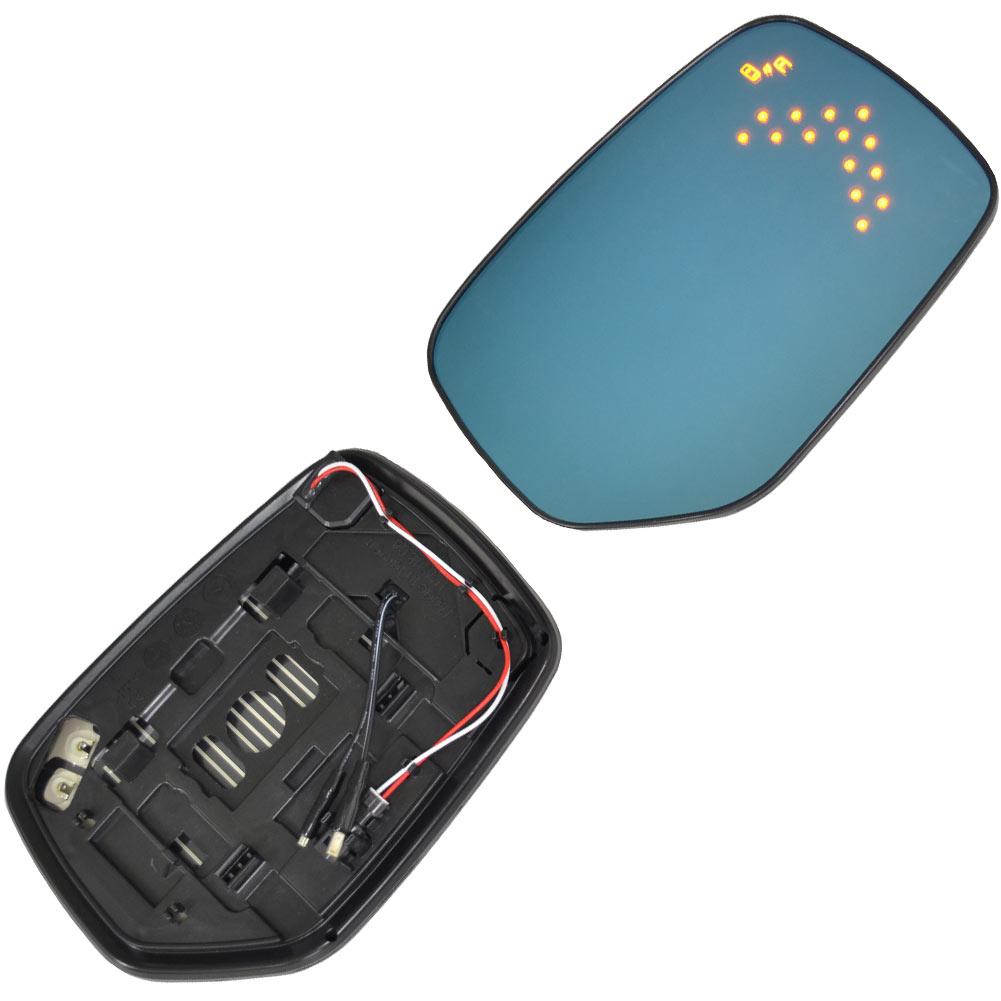 外装・エアロパーツ, ドアミラー lm-su06b (BSM)LEVORG (VM H26.06 2014.06)SUBARU LED( LED )