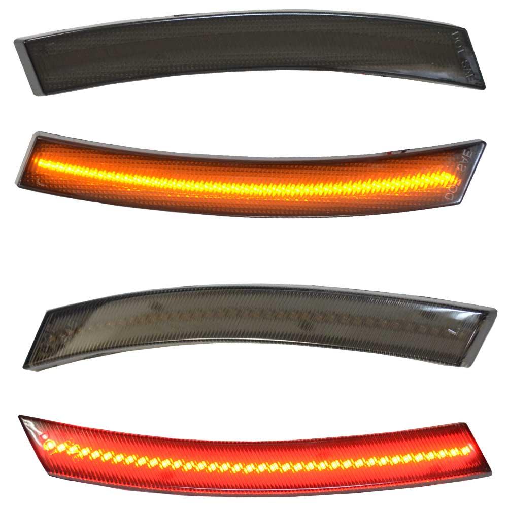 ライト・ランプ, ウインカー・サイドマーカー ll-mi-ssa-sm01 MINI R50 R52 R53 US LED BMW MINI ( )