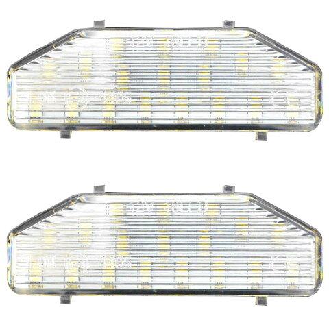 LL-MA-D02 RX-8(SE系 2003.03以降 H15.03以降)LEDナンバー灯 LEDライセンスランプ MAZDA マツダ(LED ナンバー灯 ナンバープレートランプ ライセンス灯 車種別 カスタム 車用 パーツ パーツ カスタムパーツ 車 )
