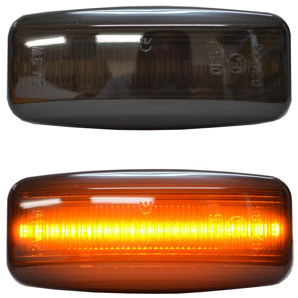 ライト・ランプ, ウインカー・サイドマーカー ll-ni-sme-sm07 PRESAGE (U31 H15.06-H21.07 2003.06-2009.07)LED LED ( nissan )