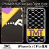 【送料無料】【期間限定特価】TMT-AC3-I6PKWU iPhone6sPlus iPhone6Plus 用(プラス5.5インチ専用 4.7インチ不可)ケース 紫ロゴ&黄色ベース CASH FLOW ザ・マネーチーム フロイド・メイウェザー)