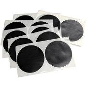 【ラベル50枚】FADEBOMB-BLACKDOTEggshellSticker/エッグシェルステッカー/GRAFFITIグラフィティステッカー(90mmx90mm)