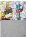 グリーティング カード 和風 クリスマス メッセージ カード 【舞妓 f20-54】祇園 貼り絵風 舞妓 和紙 イラスト メッセージカード 多目的 福井朝日堂 京都 3