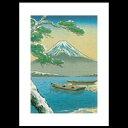 【クリスマス カード 和風】 FC20-401 グリーティン...