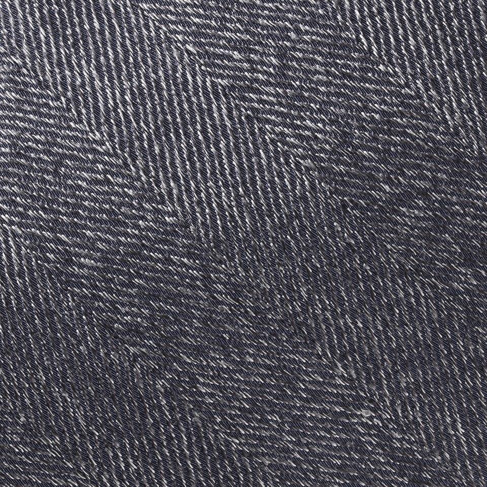 FAIRFAX/ヘリンボーン地メランジソリッドタイ(チャコールグレー)フェアファクスネクタイ無地英国スタイル新作結婚式プレゼント送料無料