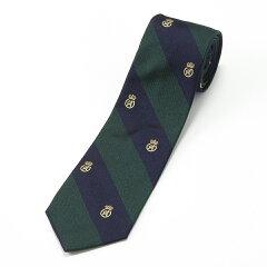 John Comfort Royal Crest Jacquard Tie 18FWJC003