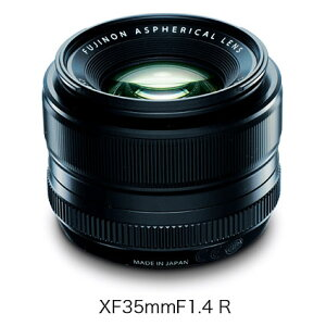 1万円以上は本州、四国、九州は送料無料!!【取寄せ】フジフイルム フジノンレンズ XF35mmF1.4 R