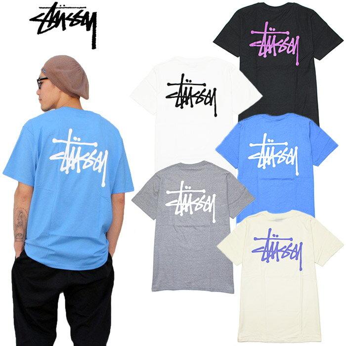 トップス, Tシャツ・カットソー STUSSYBASIC STUSSY TEE 1904339 T TEE
