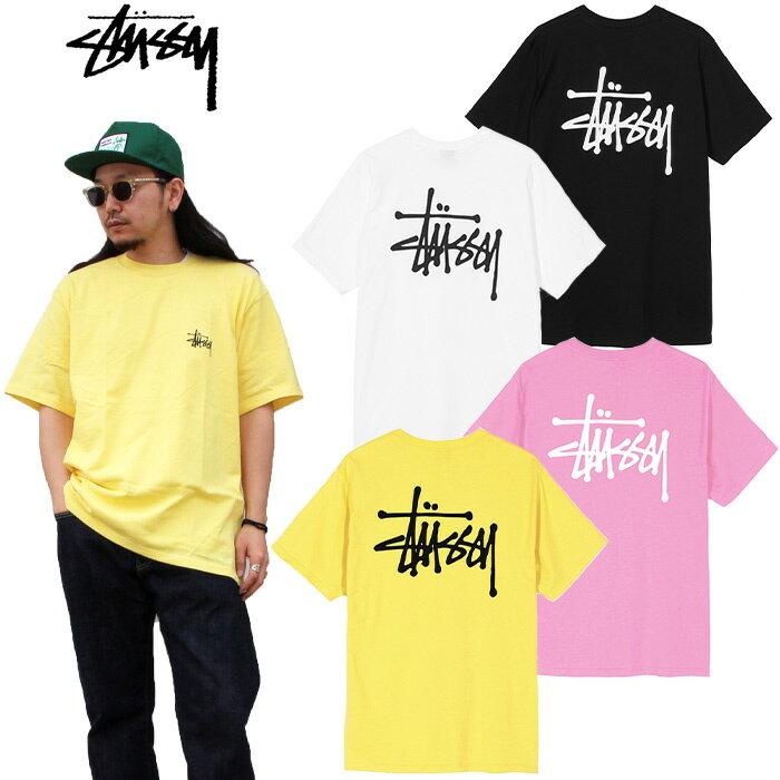 トップス, Tシャツ・カットソー STUSSYBASIC STUSSY TEE 19045001904535 T TEE