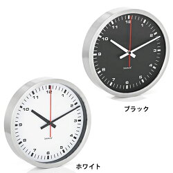 ブロムス(blomus)掛け時計ウォールクロックERALサイズ(40cm).