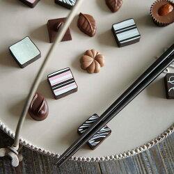 ショコラ箸置き