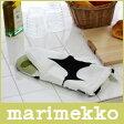 マリメッコ ( marimekko ) PIENI UNIKKO ( ピエニ ウニッコ ) Oven mitten オーブン ミトン /ブラック・ホワイト 【RCP】.