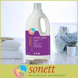 SONETT(ソネット)ウォッシュリキッド2L(洗濯用液体洗剤).