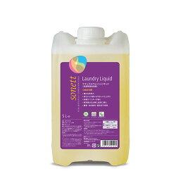 SONETT(ソネット)ウォッシュリキッド5L(洗濯用液体洗剤).