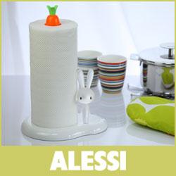 ALESSI ( アレッシー アレッシィ ) Bunny & Carrot バニー アンド キャロット キッチン ペーパーホ...