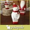 polepoleHAPPYクリスマス/スノーマン