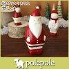 polepoleHAPPYクリスマス/サンタ