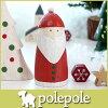 polepoleクリスマスコレクションSNOWシリーズ/サンタ
