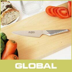GLOBAL/グローバル(オールステンレス)包丁GS-3ペティーナイフ13cm