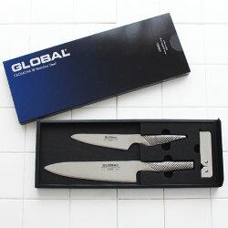 GLOBAL牛刀3点セット