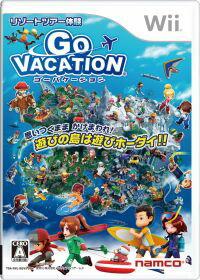 (メール便送料無料)(Wii)ゴーバケーション(メール便送料無料)(Wii)ゴーバケーション(新品)