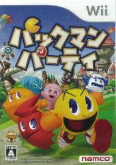 (Wii)パックマンパーティ(メール便送料無料)(Wii)パックマンパーティ(新品)(取り寄せ)