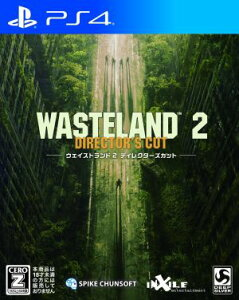 (ネコポス送料無料)(PS4)ウェイストランド2 ディレクターズカット(特典:ファーストステッ…