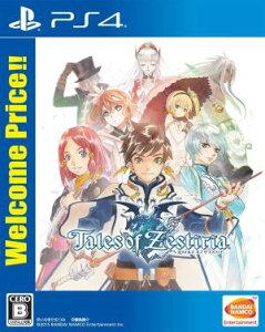 (ネコポス送料無料)(PS4)テイルズオブゼスティリア Welcome Price!!(新品)…