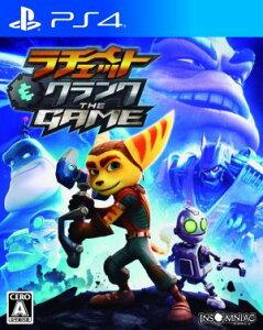(ネコポス送料無料)(PS4)ラチェット&クランク THE GAME(新品)(2016年8月9…