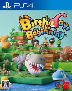 (ネコポス送料無料)(PS4)Birthdays the Beginning(バースデイズ ザ…