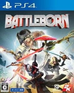 (ネコポス送料無料)(PS4)Battleborn(バトルボーン)(新品)(あす楽対応)