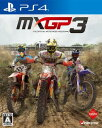 (送料無料)(PS4)MXGP3 The Official ...