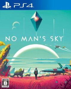 (ネコポス送料無料)(PS4)No Man's Sky(ノーマンズスカイ)(新品)(2016年…