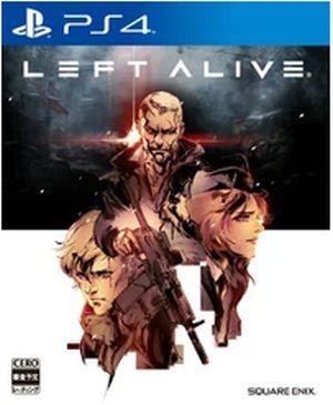 (メール便送料無料)(PS4)LEFT ALIVE(新品)(あす楽対応)