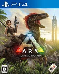 (ネコポス送料無料)(PS4)ARK:Survival Evolved(新品)(2017年10…
