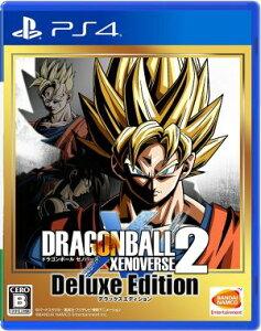 (ネコポス送料無料)(PS4)ドラゴンボール ゼノバース2 デラックスエディション(新品)(2…