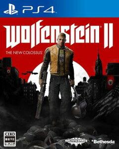 (ネコポス送料無料)(PS4)ウルフェンシュタイン 2:ザ ニューコロッサス(新品)(2017…