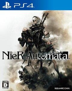 (ネコポス送料無料)(PS4)NieR Automata(ニーア オートマタ)(新品)(201…