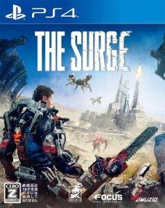 (ネコポス送料無料)(PS4)The Surge(新品)(2017年11月30日発売)