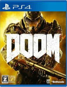 (ネコポス送料無料)(PS4)DOOM(ドゥーム)(新品)(取り寄せ)