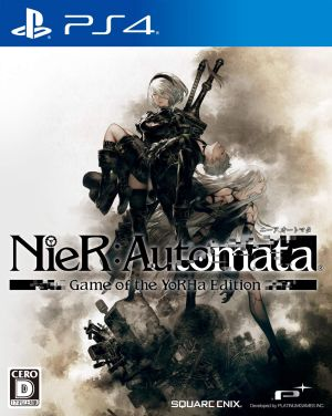 プレイステーション4, ソフト ()(PS4)NieR:Automata Game of the YoRHa Edition()()