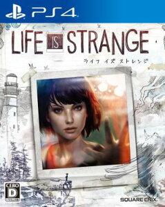 (ネコポス送料無料)(PS4)Life is Strange(ライフ イズ ストレンジ)(新品…