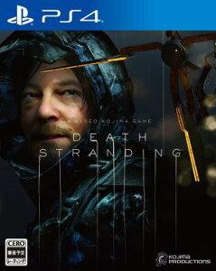 (メール便送料無料)(初回生産封入特典付き)(PS4)DEATH STRANDING(デス・ストランディング)(新品)(あす楽対応)
