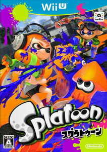 (ネコポス送料無料)(WiiU)Splatoon(スプラトゥーン)(ネコポス送料無料)(WiiU)Splatoon(スプラト...