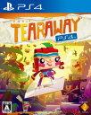 (ネコポス送料無料)(PS4)Tearaway(テラウェイ)Playstation4(新品)