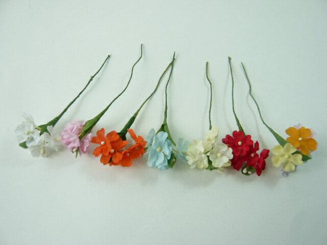 【アウトレット】造花 ハイデリンジャー 202ベタ ラッピング プレゼントやギフトにアートフラワーを添えて